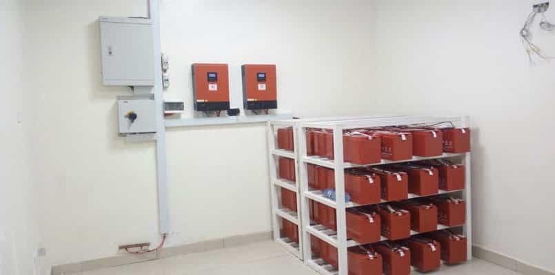 Gennex Inverter and Battery SetUp
