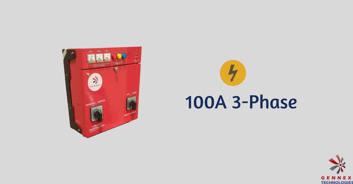 Current Specification for Gennex Power Gateway