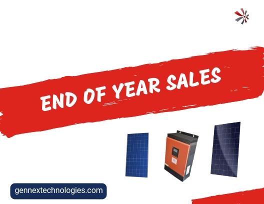 Gennex End 0f Year Sales featured