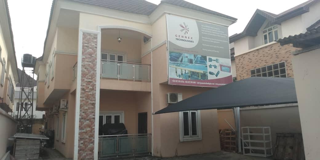 Gennex Building