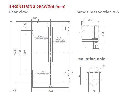 Engineering Drawing 270W