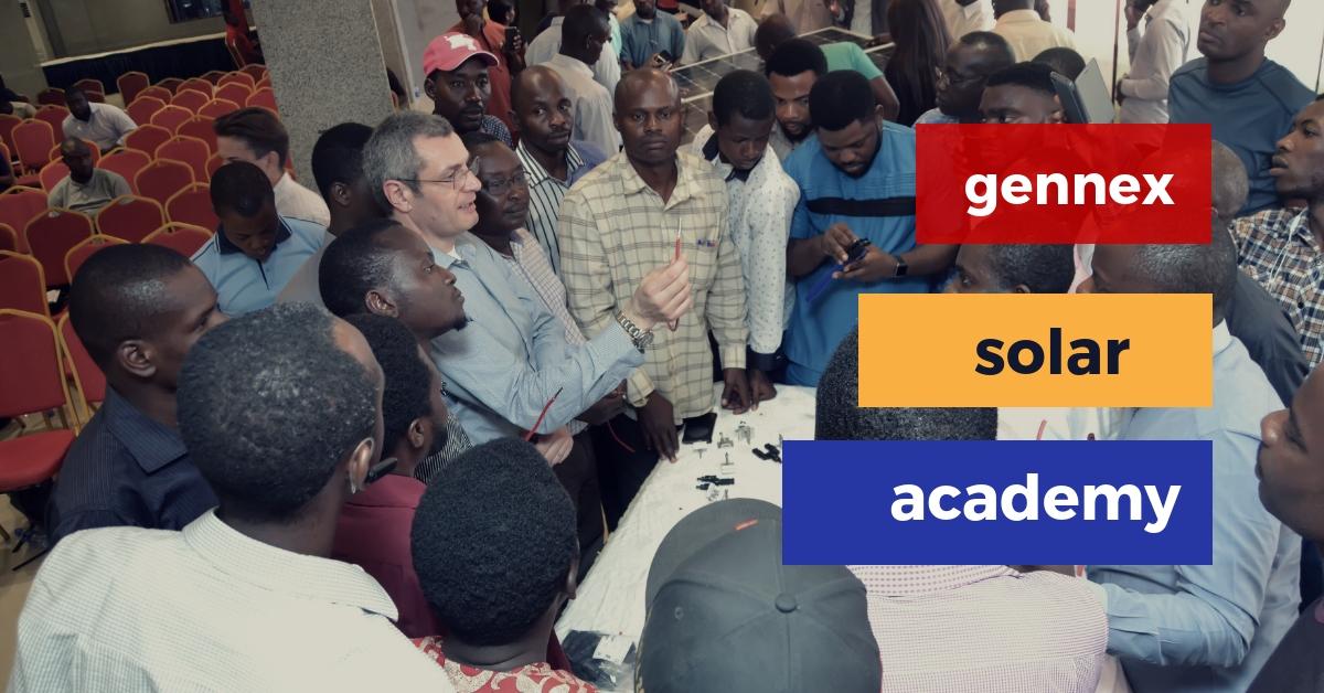Stream 4 of Gennex Solar Academy