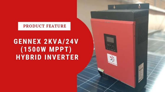 Gennex 2kVA/24V (1500W) Featured Image