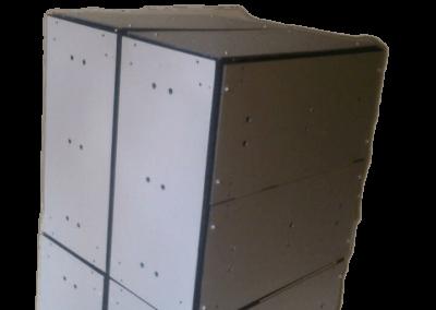 Enclosed-Battery-Rack