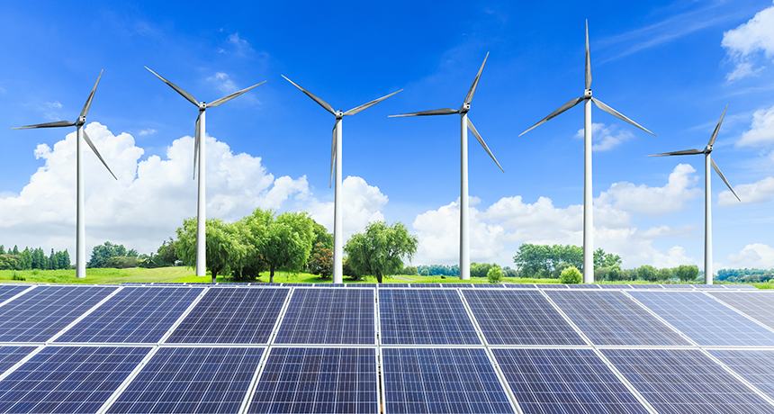Council advocates increased funding for renewable energy
