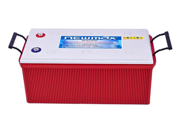 Newmax PNB 122000 Lead-Acid Battery Features